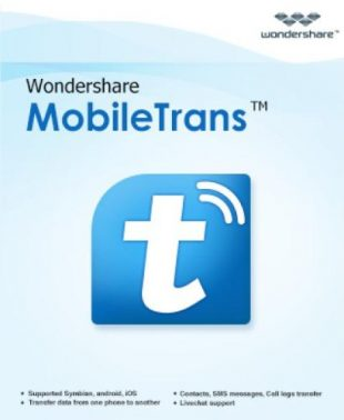 Wondershare MobileTrans 7.9.7 Crack + Registration Code [Latest]