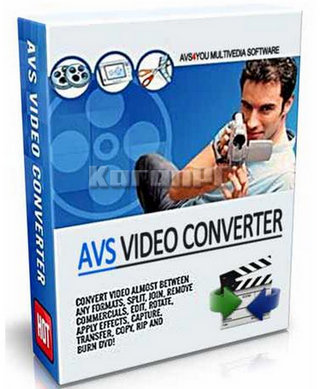 AVS Video Converter 10.0.4.616 Crack + Serial Key 2018 [Latest]