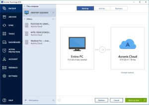 Acronis True Image 2018 Serial Key + Crack Free Download