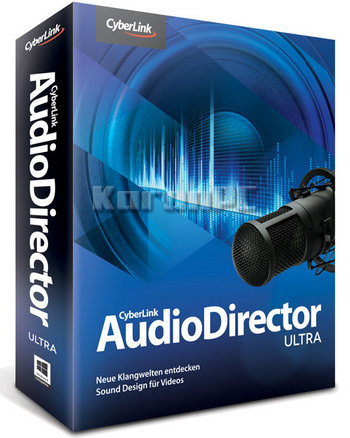 CyberLink AudioDirector 10 Crack Ultra Key 2020 Free Download