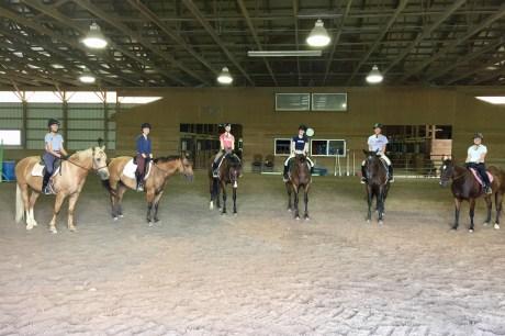 Sabre Equestrians