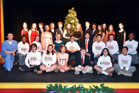 Christmas Pageant 2018 - Cast and Crew