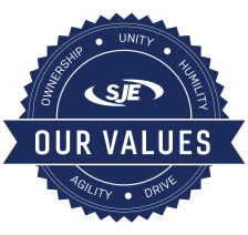 sje our values