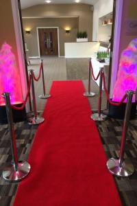 Red Carpet, Ropes & Posts