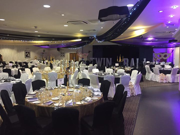 sequin chair covers uk stool gumtree prop hire lighting swags table cloths draping and themed