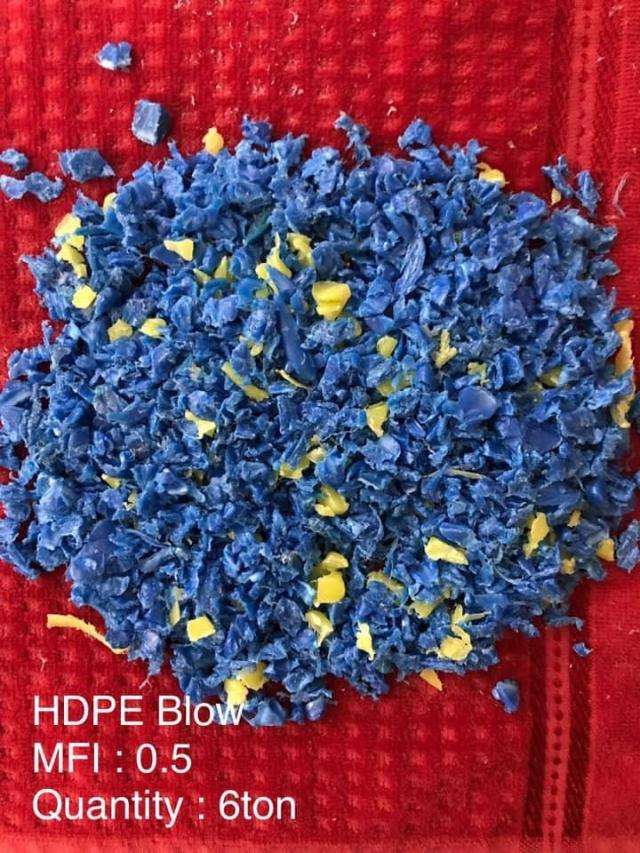 HDPE Blow MFI-0.5 6MT