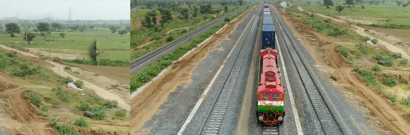 Private Freight Terminal Policy under Dedicated Freight Corridor of Indian Railways