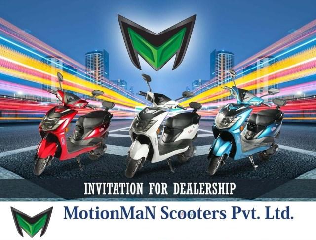 Motion Man Scooters Pvt Ltd
