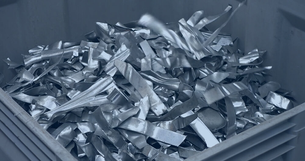 Our Client Requires Aluminium Scrap