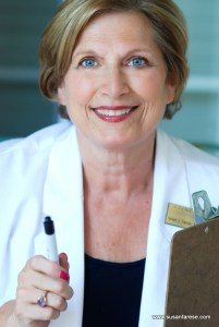 Susan J. Farese, MSN, RN, Photo by Sylvia Moore Photography, 2013