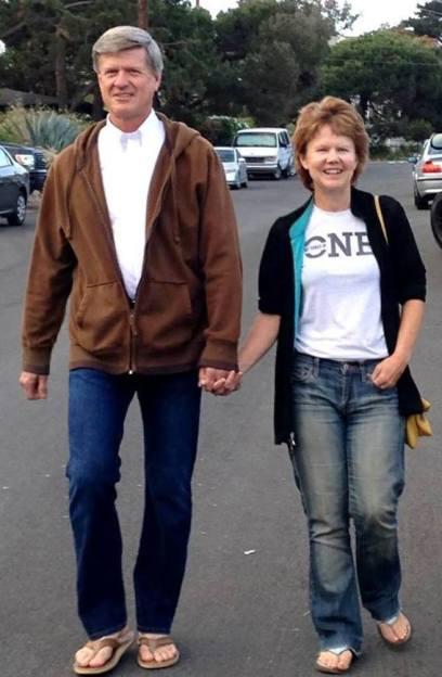 Sue and Jay Vicory (Courtesy photo- Sue Vicory)