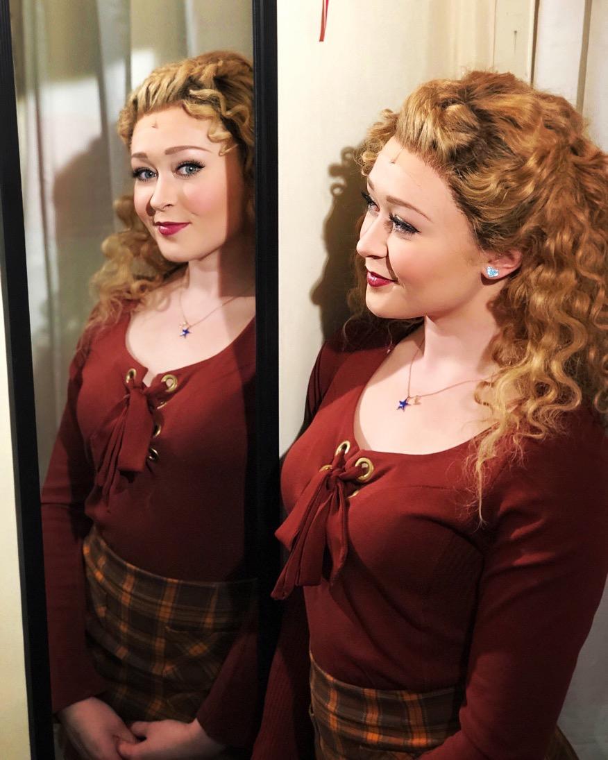 Meet Devon Hadsell – the 'Kind' Mean Girl on Broadway – SJF