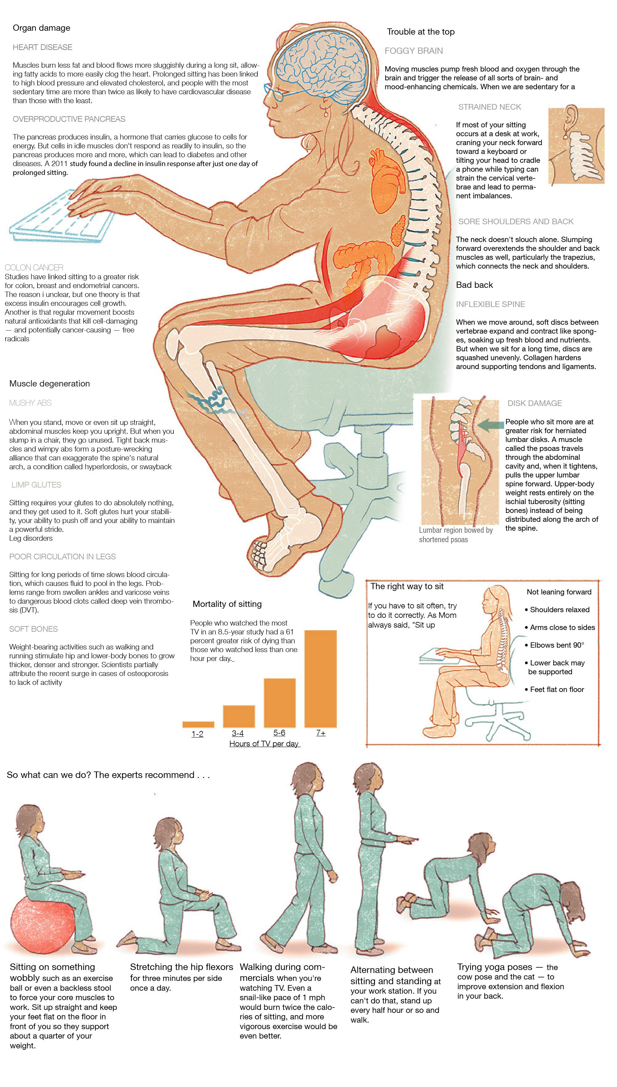 GET UP Sitting Down is Dangerous  Real Wellness