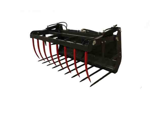 SJH-heavy-duty-tractor-loader-muck-grab