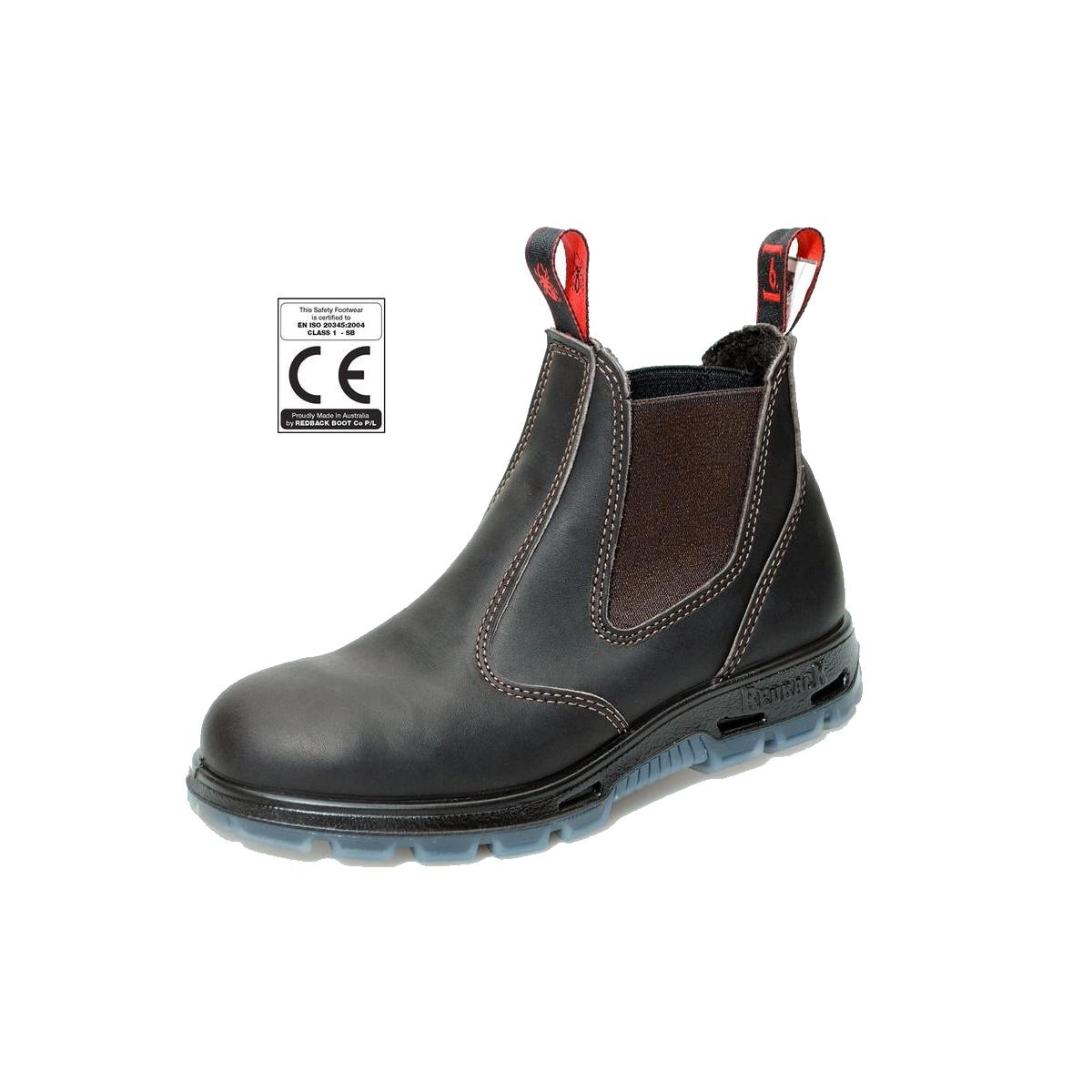 Redback Safety Boots | SJH Machinery