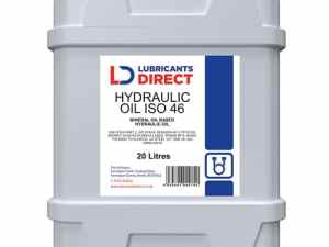 Catalogue image of 20L Ford Fuels Lubricant DIRECT HYD ISO 46