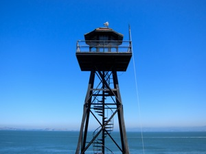 Guard Tower - Alcatraz - 2011