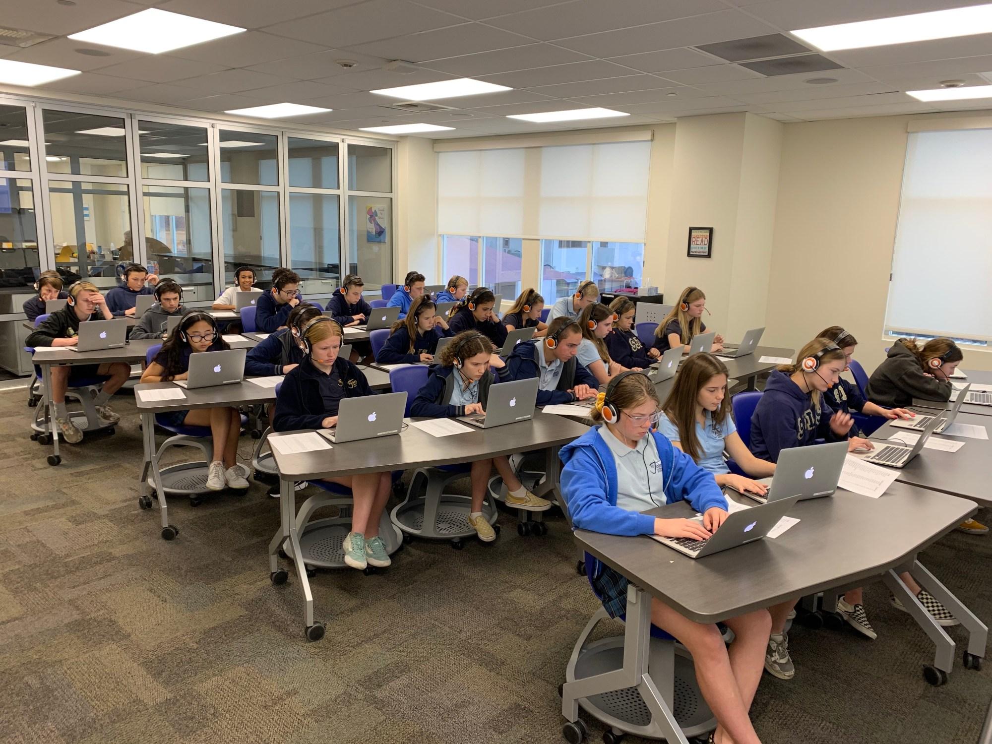 hight resolution of Spanish Language Testing Success! – St. John's Lutheran School Learning Blog