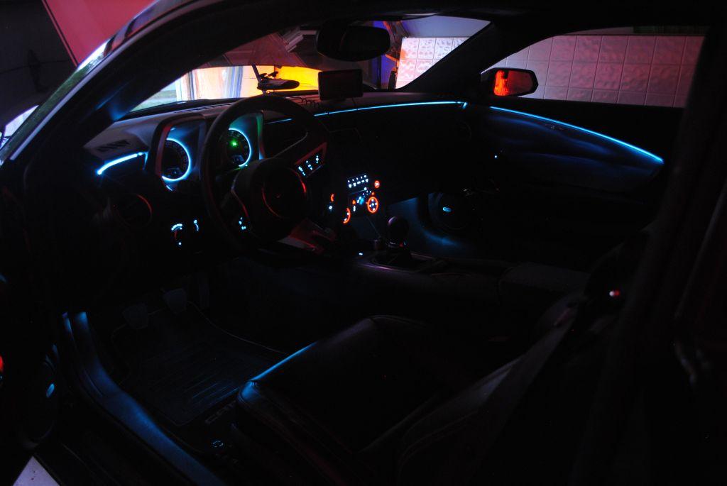 Camaro Dash ABL Kit
