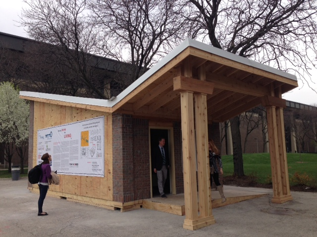 Tiny homes A big Idea for housing Chicago youth Social Justice
