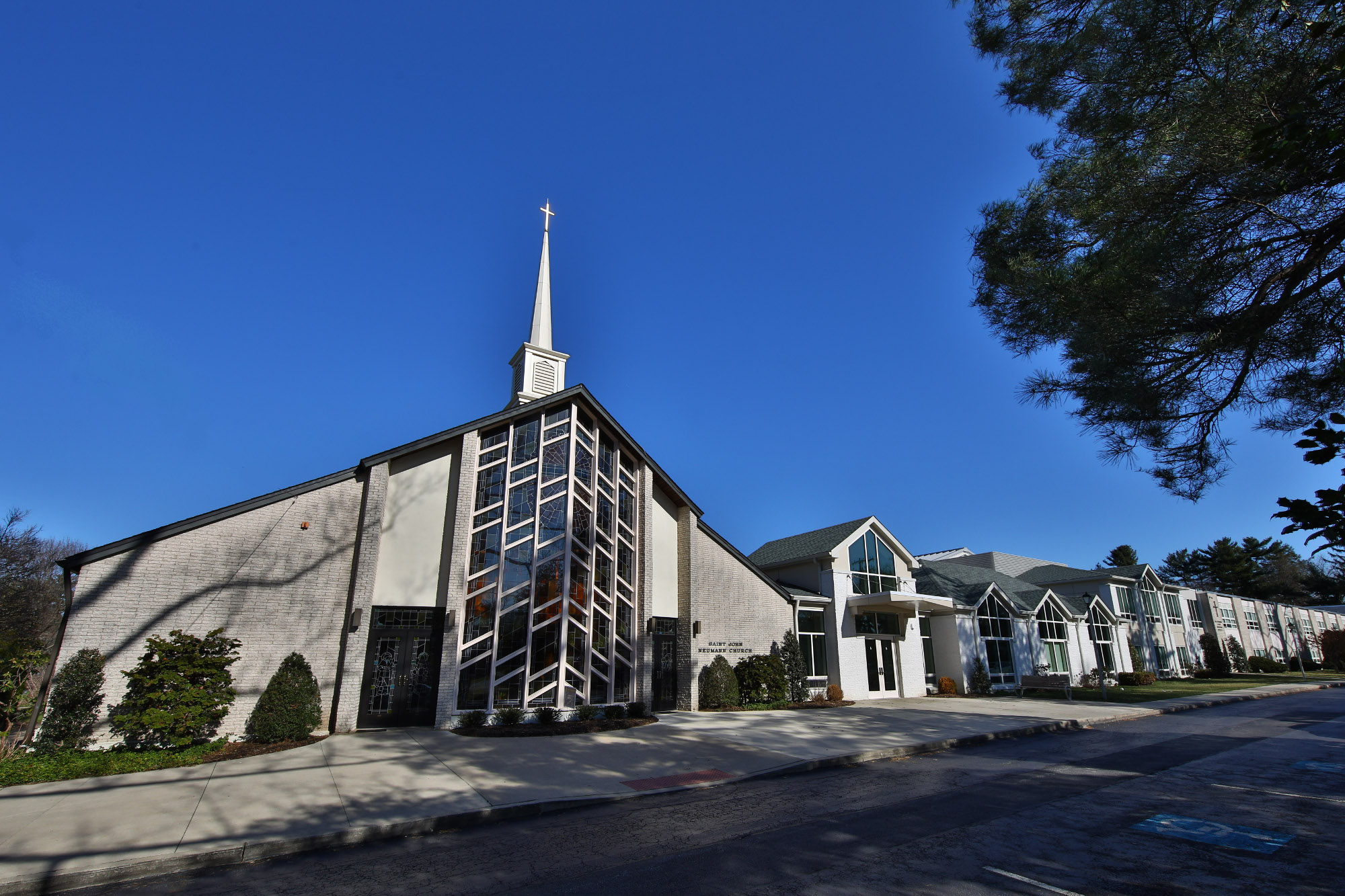 St. John Neumann Church in Bryn Mawr, PA