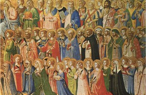 Read more about the article All Saints Day