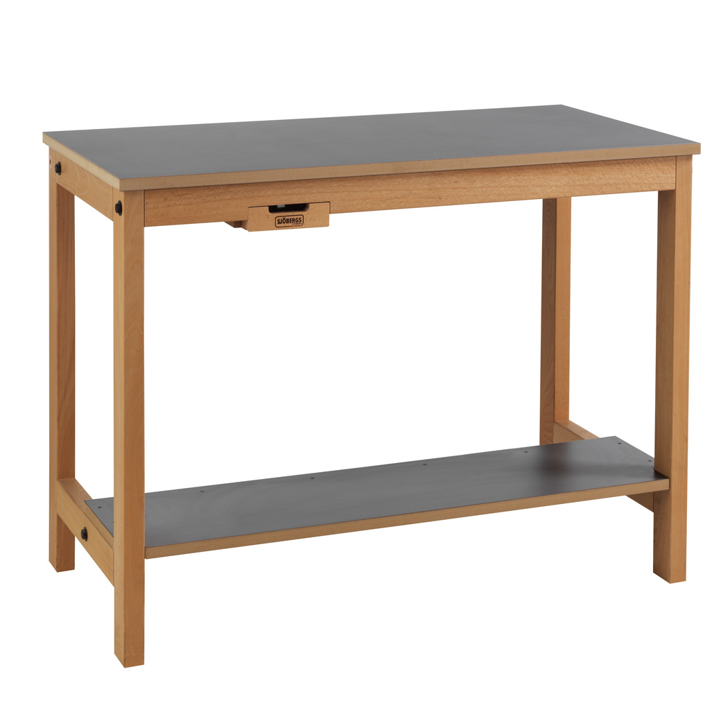 Sjöbergs Sewing machine table, dark grey