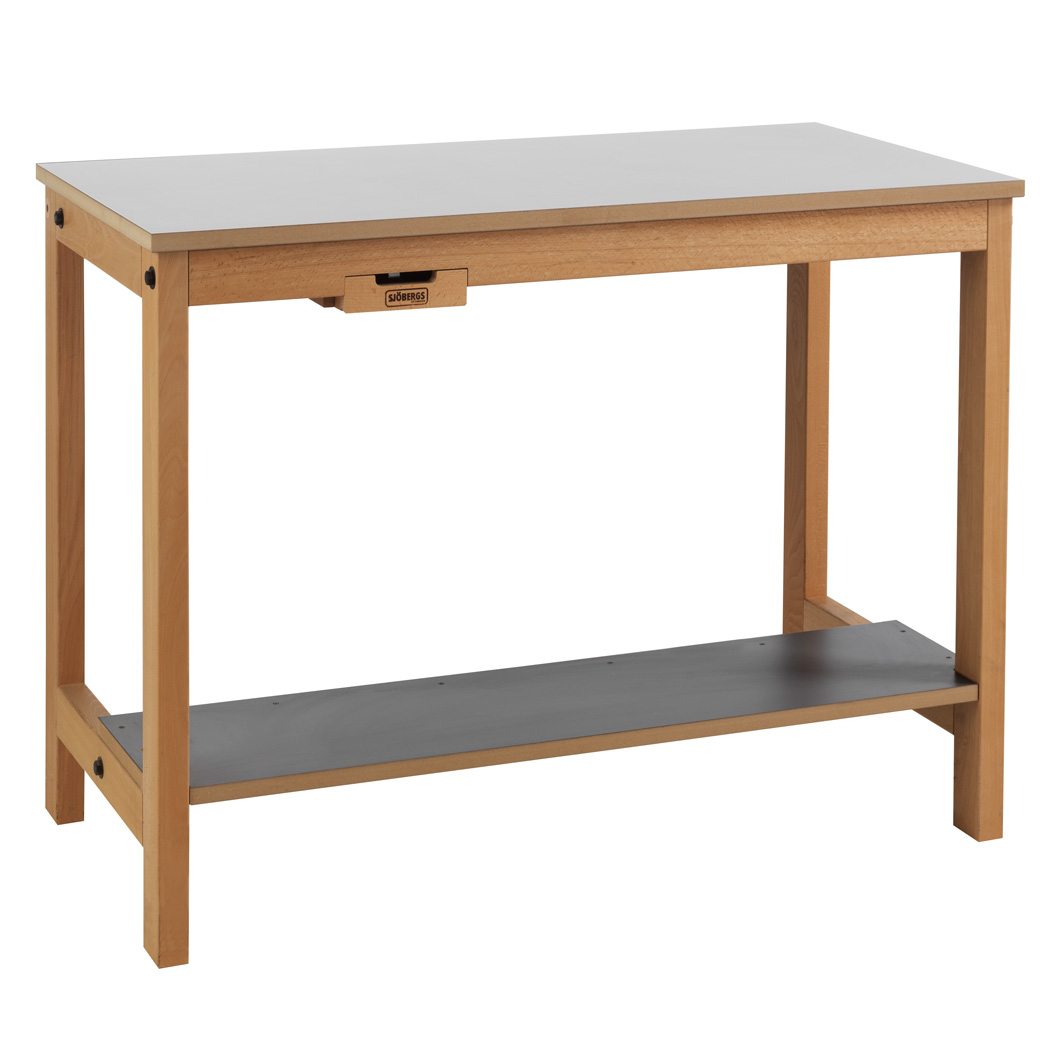 Sjöbergs Sewing machine table, light gray