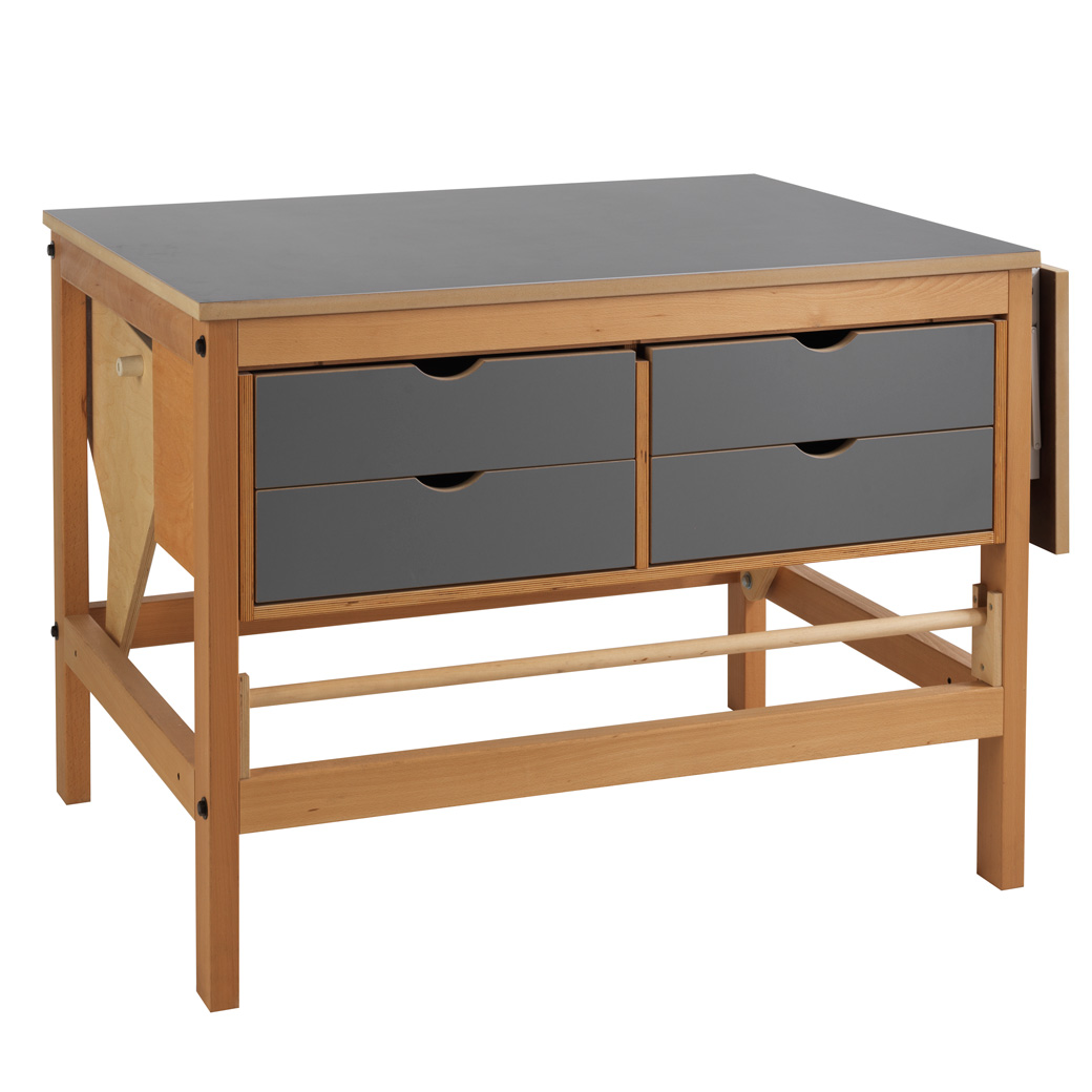 Sjöbergs Cutting table, dark grey