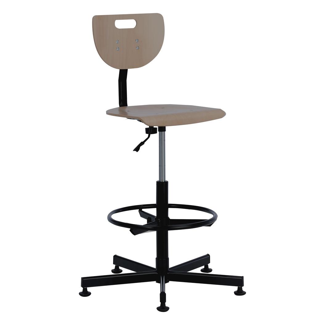 Höj-och sänkbar stol