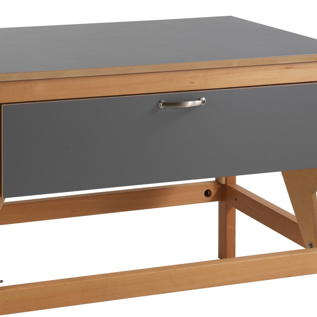Tippingbox Cuttingtable, dark grey