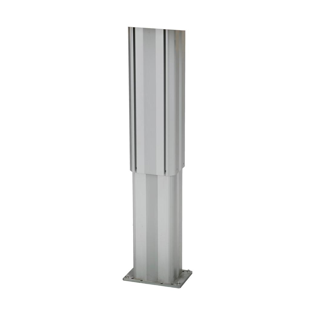 Säule für Werkstation, Höhenverstellbar
