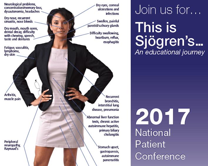 Keynote Speaker: 2017 Sjogrens National Patient Conference