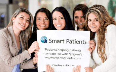Connecting with Sjogrens Patients -Sjogrenslife