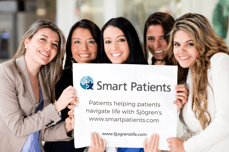 Connecting with Sjogren's Patients for Ideas