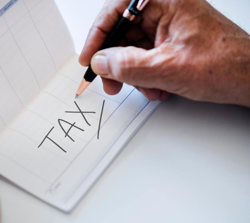 Tax services and VAT returns