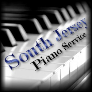 South Jersey Piano Service Logo