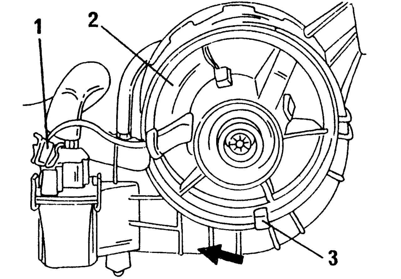 Фольксваген поло седан система отопления: Система