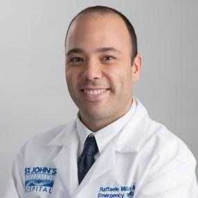 portrait of Doctor Raffaele Milizia