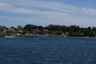 Huskisson harbour