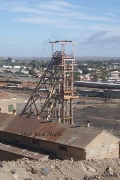 Old Mine in Broken Hill
