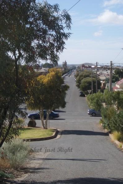 Main Street in Broken Hill