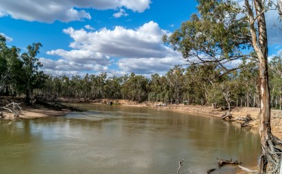 Murray River - Simmie Road