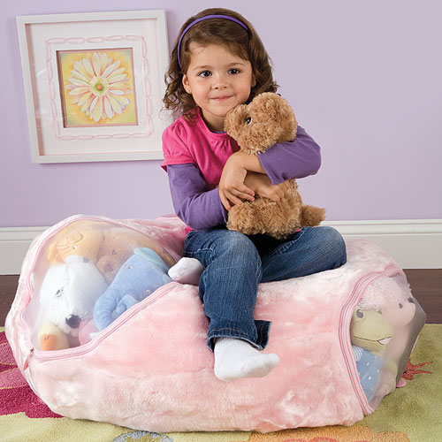 Stuffed Animal Bean Bag Chair Review  Skinny Jeans