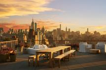 Public Hotel Rooftop New York