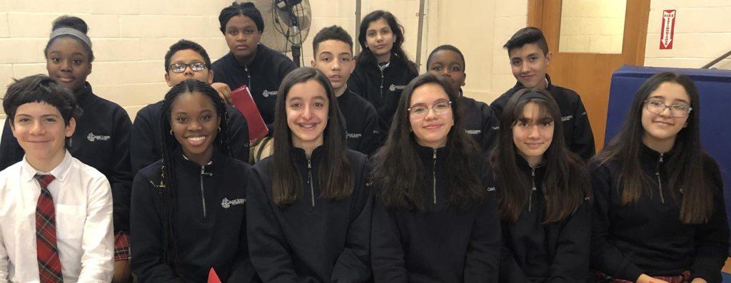 Saint Joseph School Medford Students