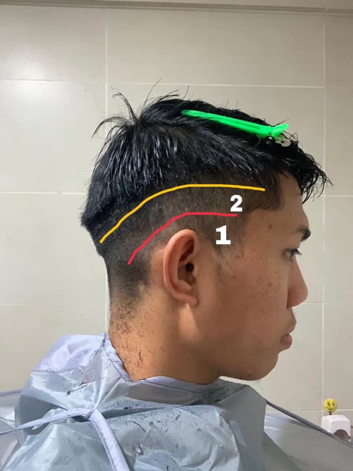 Cara Melebatkan Rambut Pria : melebatkan, rambut, Potong, Rambut, Tahun