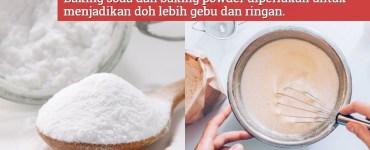 beza baking soda baking powder