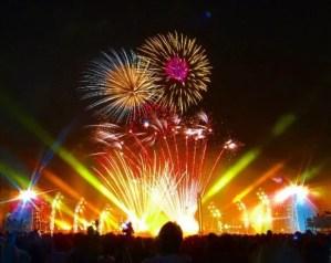 横浜開港祭花火の穴場スポット2018や場所取りのベストは?