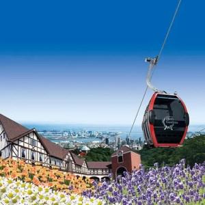 布引ハーブ園ラベンダー2017の開花や見頃はいつまで?